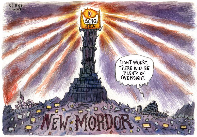 Mordor gchq